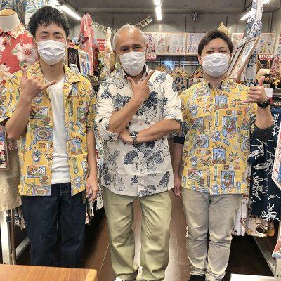 かりゆしウェア沖縄アロハ専門店マンゴハウスメンズ