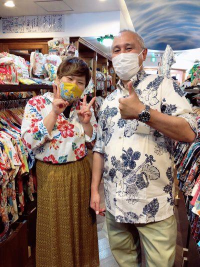 かりゆしウェア沖縄アロハ専門店マンゴハウス
