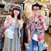 岐阜県でもかりゆしウェアを楽しんでる!夏はやっぱりかりゆしウェアで♪
