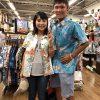 沖縄旅行の最終日を楽しむために沖縄アロハシャツをゲット!