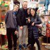カナダからのお客様も沖縄でウエディング衣装は沖縄アロハ(かりゆしウェア)でした♪